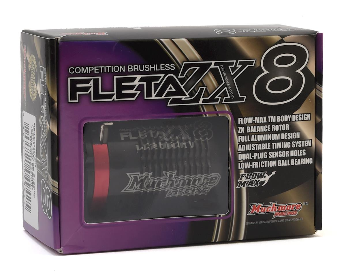 Muchmore FLETA ZX8 Competition 1/8 Brushless Sensored Motor (2050kV)