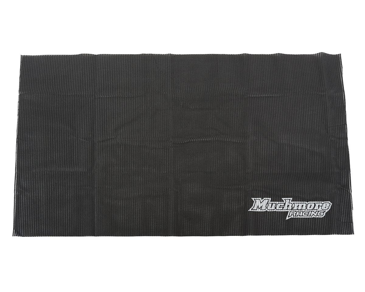 Anti Slip Pit Mat (120x75mm) by Muchmore Racing