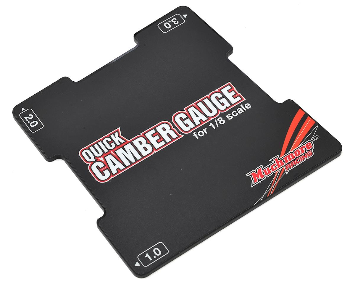 Quick Camber Gauge (1.0, 2.0, 3.0) (1/8 Buggy) by Muchmore