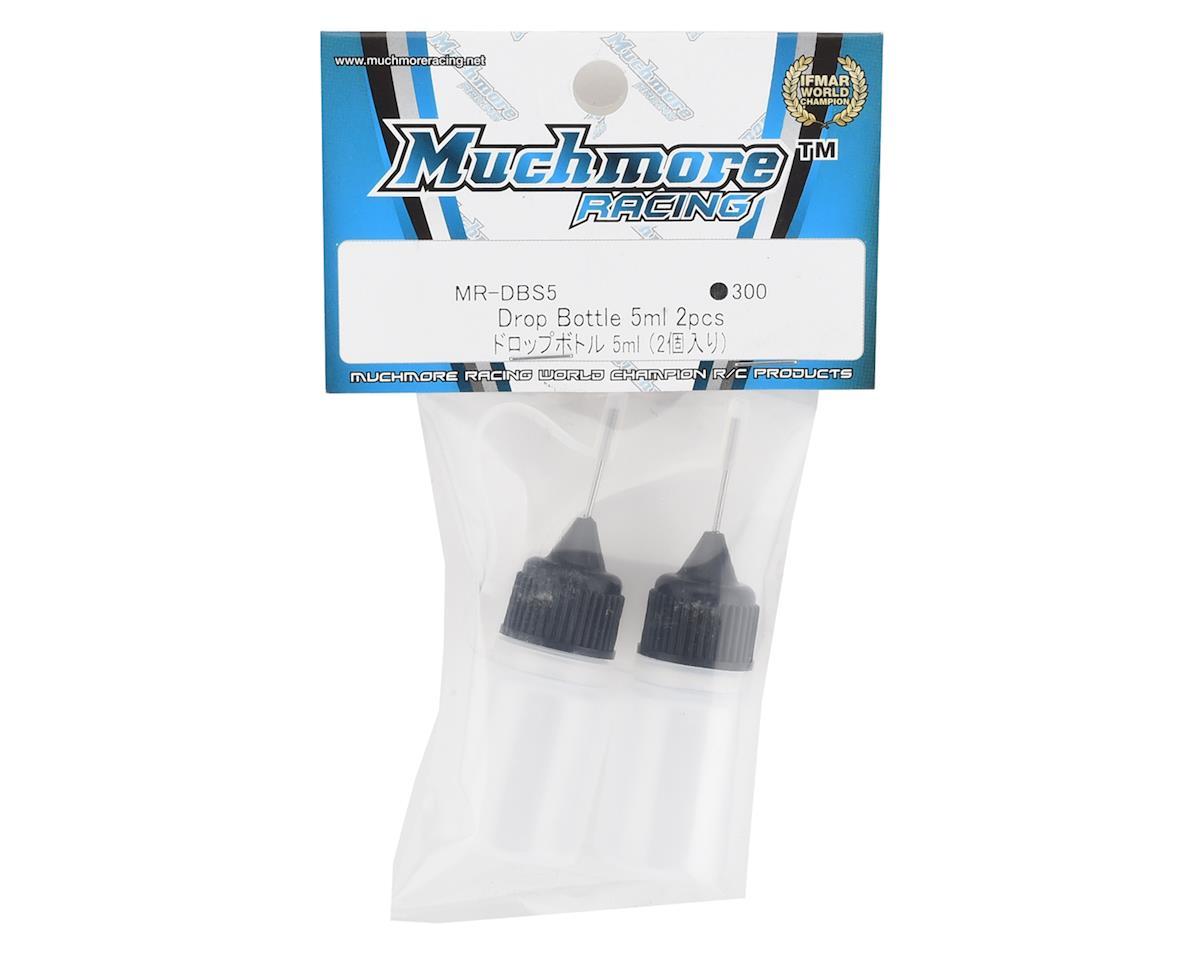 Muchmore Drop Fluid/Lubrication Applicator Bottle (2) (5ml)