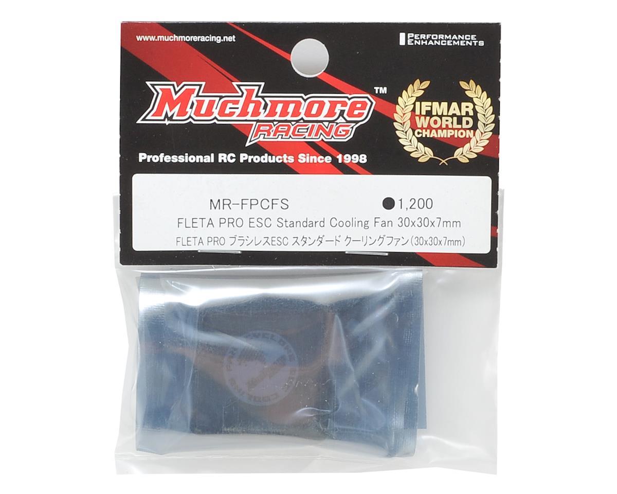 Muchmore Racing 30x30x7mm FLETA PRO ESC Standard Cooling Fan