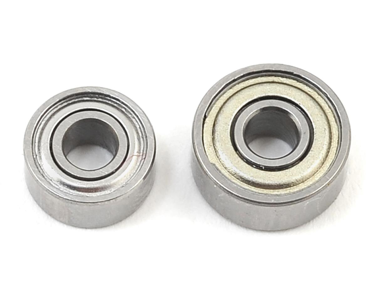 FLETA ZX Ceramic Bearing Set (FR) by Muchmore Racing