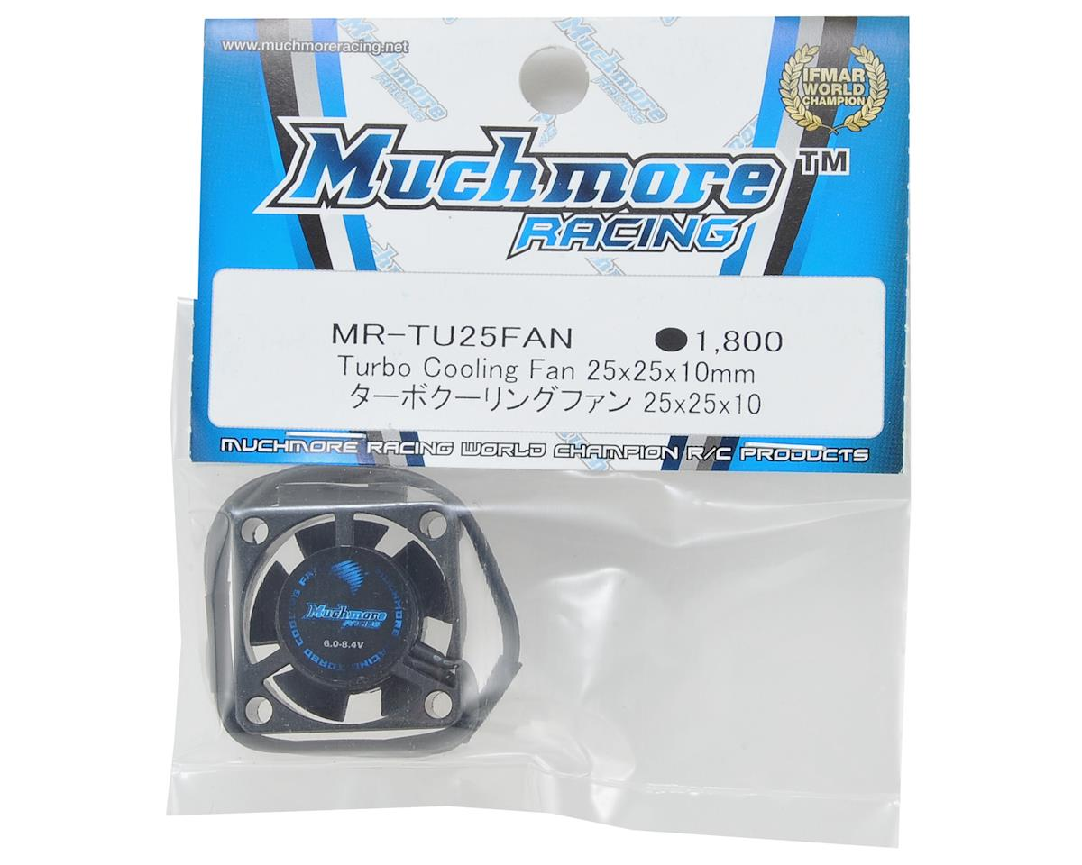 Muchmore 25x25x10mm Turbo Cooling Fan