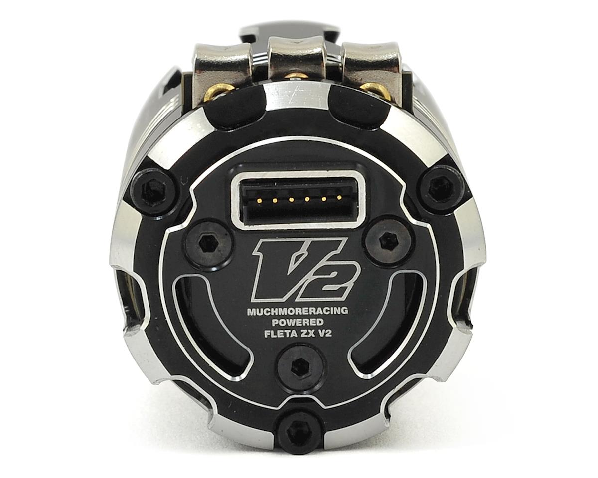 Muchmore Racing FLETA ZX V2 17.5T ER Fixtiming Spec Brushless Motor