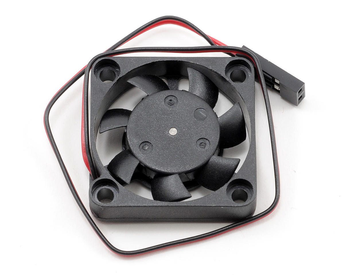 Muchmore Racing 30x30mm High RPM Motor/ESC Cooling Fan