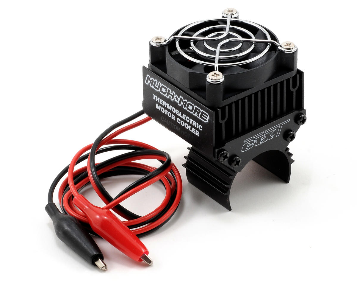 Muchmore Racing Thermoelectric Motor Cooler (Black)