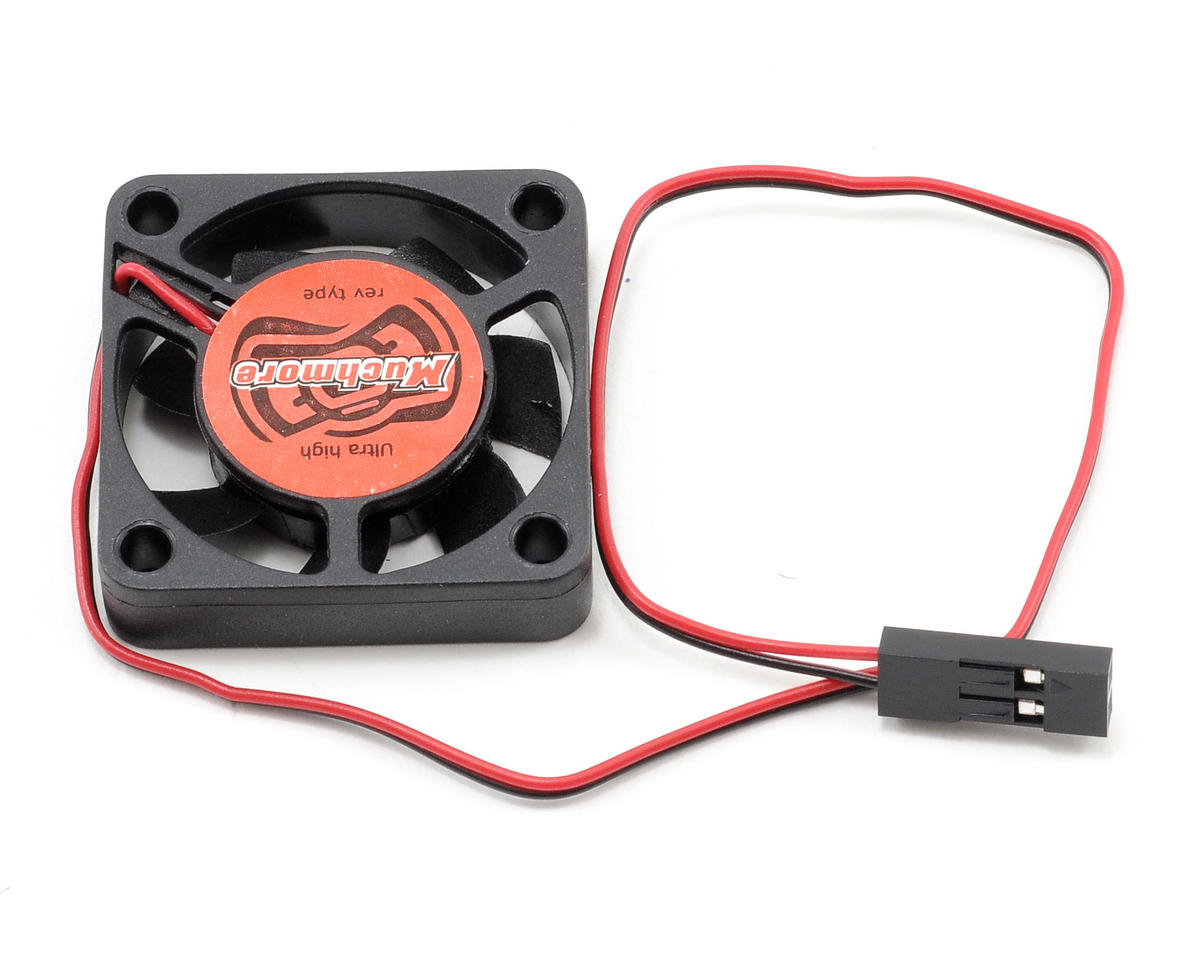 Muchmore Racing 30x30mm Motor/ESC Ultra Hi RPM Cooling Fan