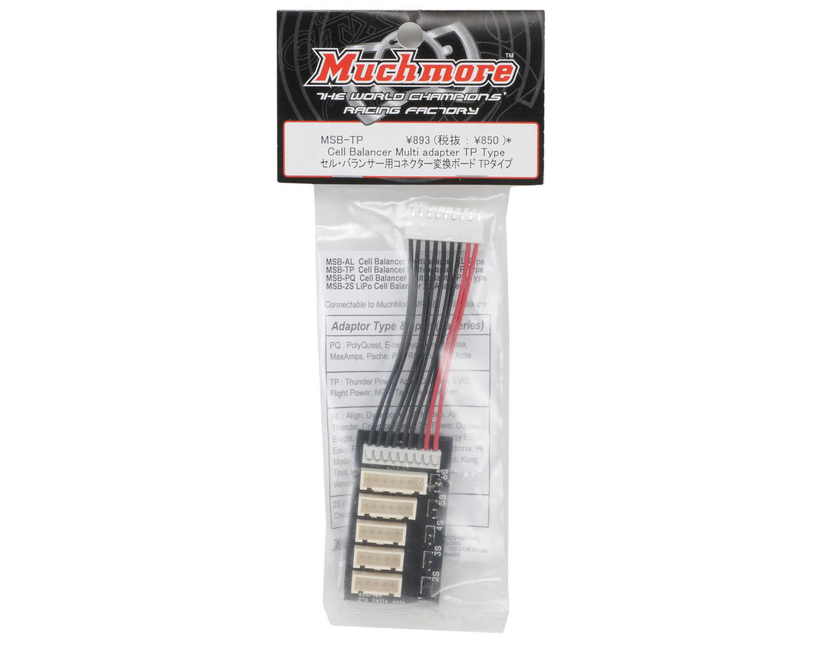 Muchmore 2S-6S LiPo Cell Balancer Multi Adapter
