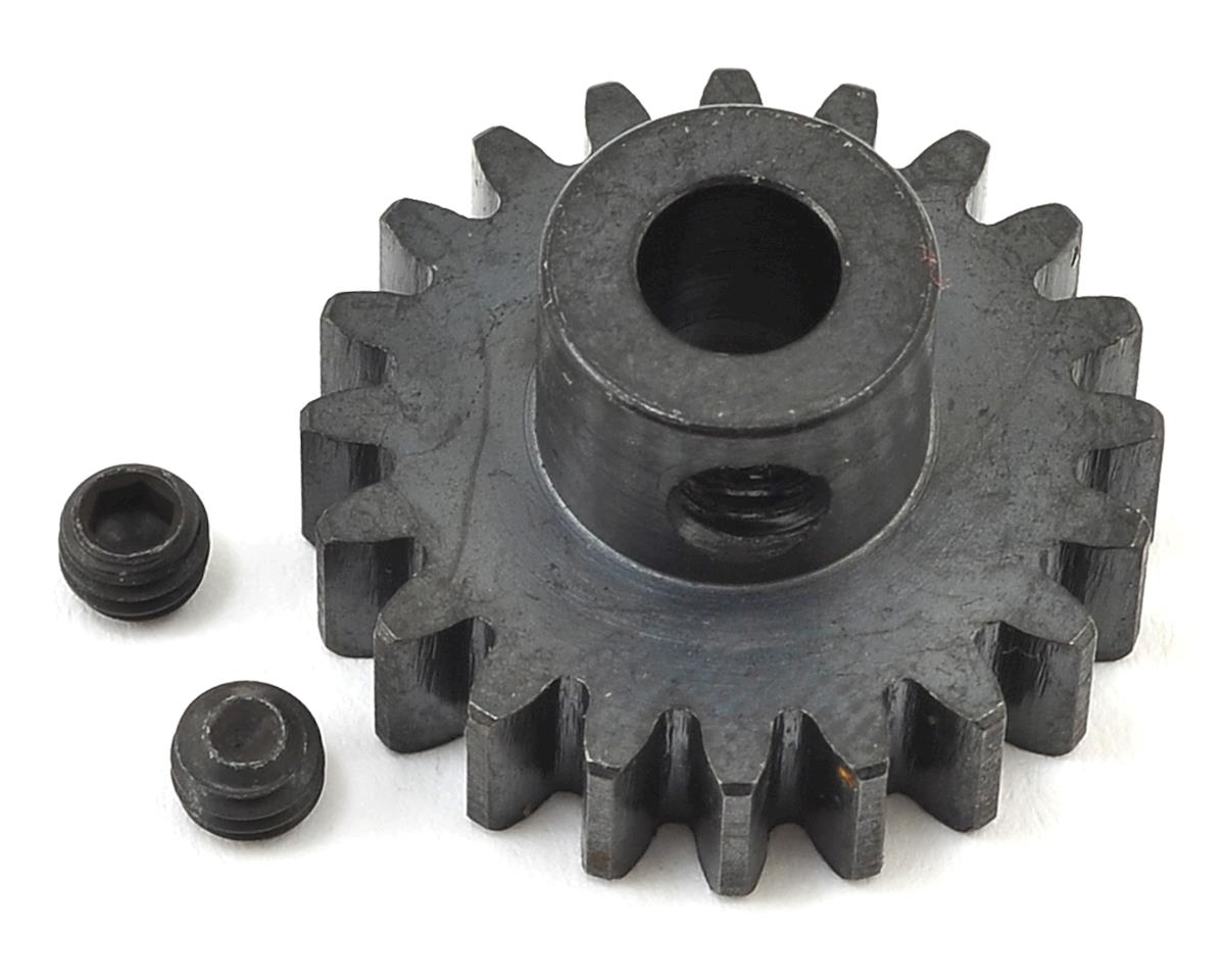 Hardened Steel Mod 1 Pinion Gear w/5mm Bore (20T) by Muchmore