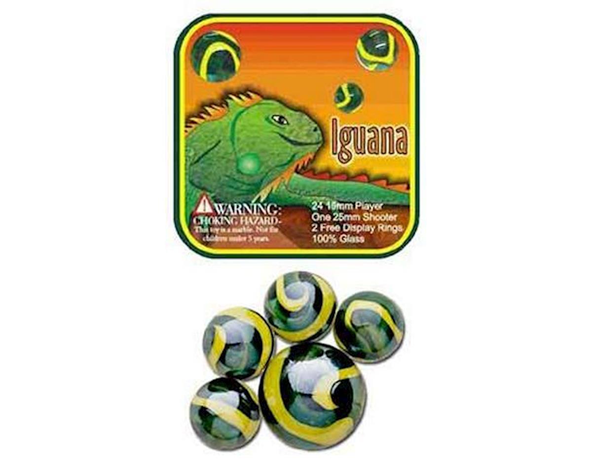 Mega Marbles  Iguana Marbles 24 + 1