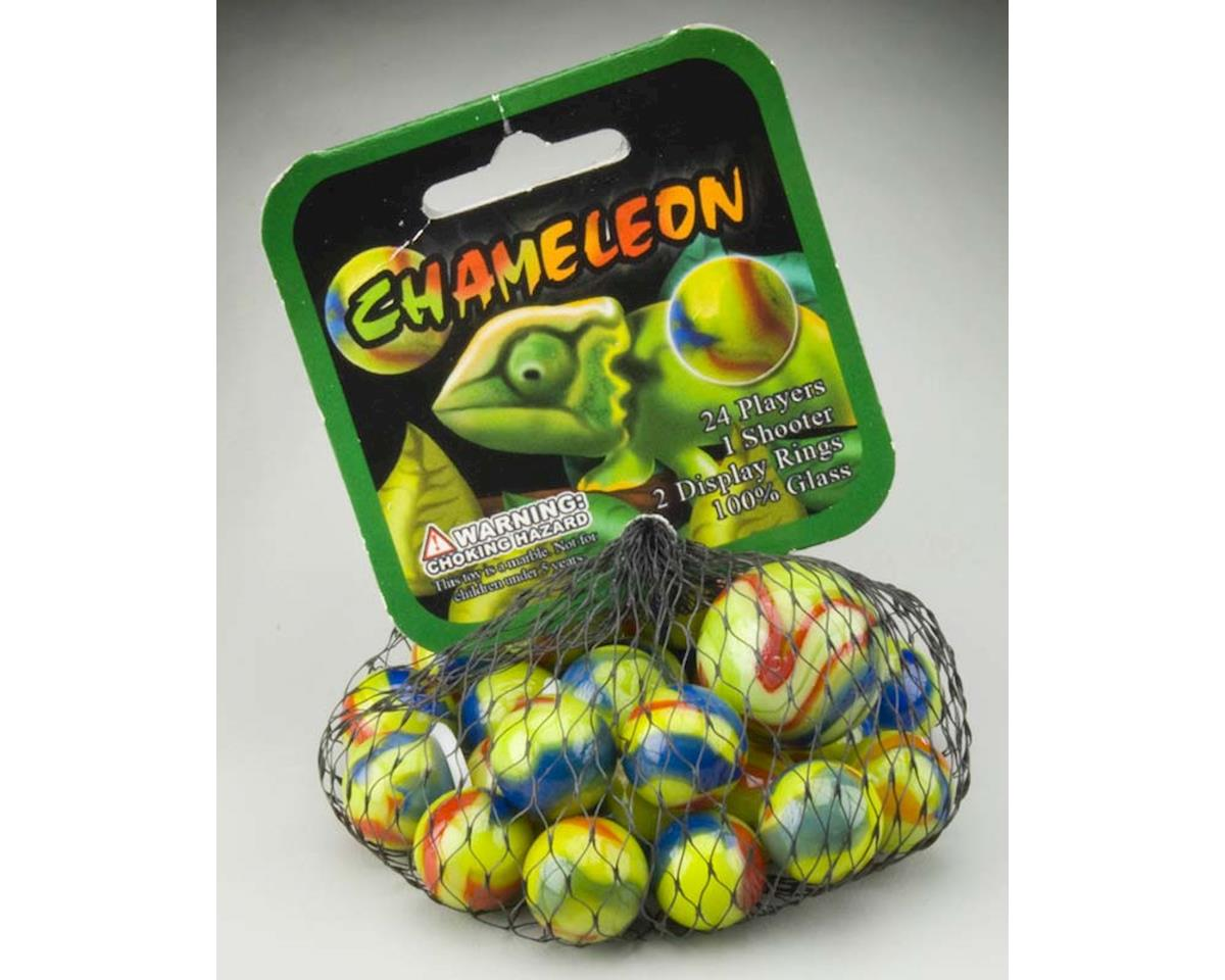 Mega Marbles  Chameleon Marbles 24 + 1