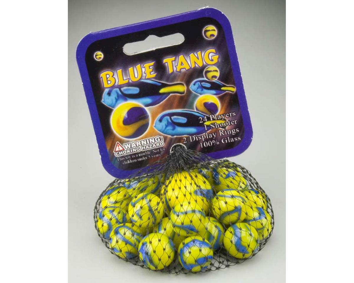 Blue Tang Marbles 24 + 1