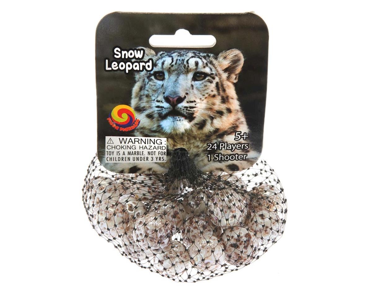 Mega Marbles Snow Leopard Game Net