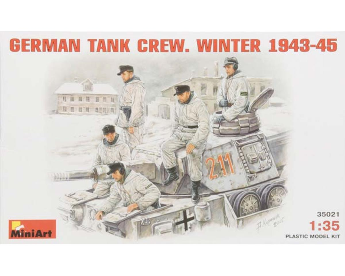35021 1/35 German Tank Crew Winter 1943-1945 (5)