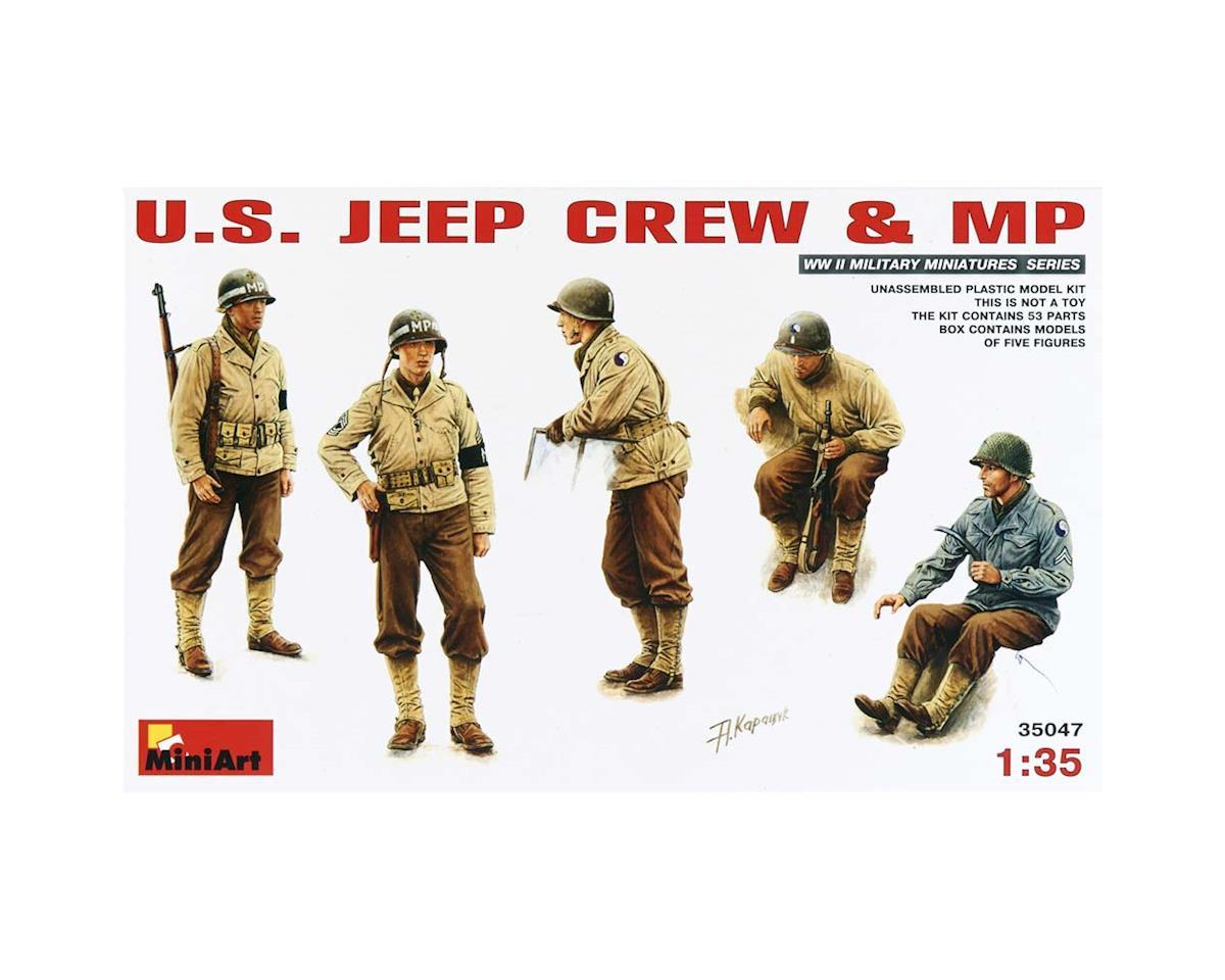 MiniArt 35047 1/35 US Jeep Crew/MP (5)