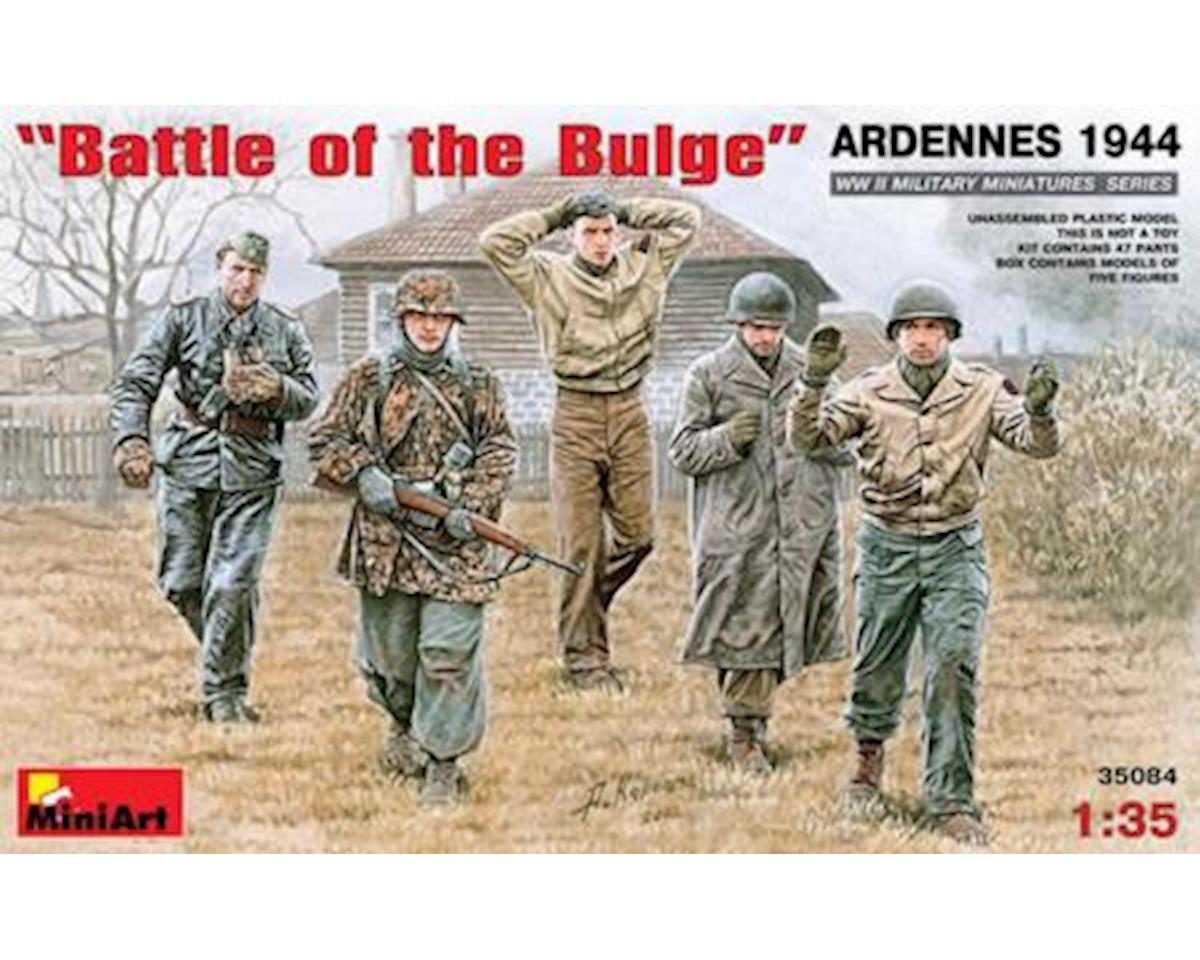 MiniArt 35084 1/35 Battle of the Bulge Soldiers Ardennes 1944(5