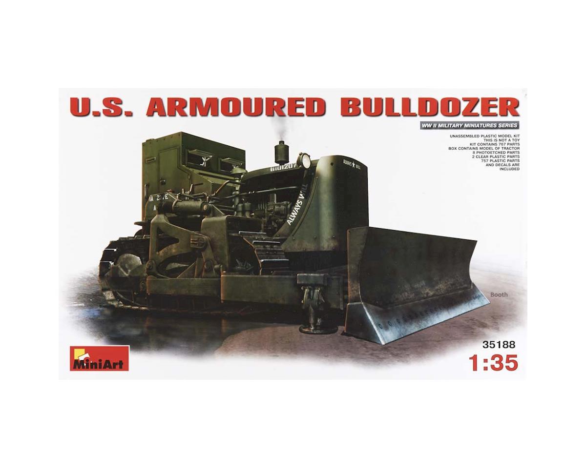 MiniArt 35188 1/35 US Armored Bulldozer