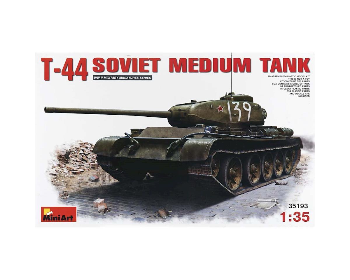 MiniArt 35193 1/35 T44 Soviet Medium Tank