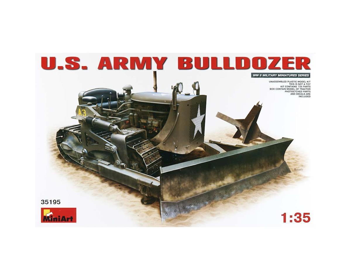 MiniArt 35195 1/35 US Army Bulldozer