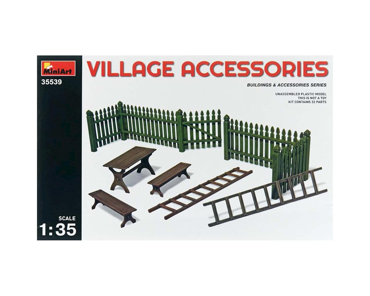 MiniArt 35539 1/35 Village Accessory Set