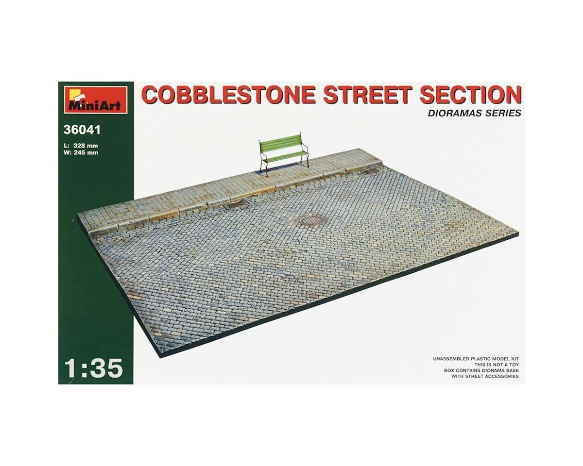 MiniArt 36041 1/35 Cobblestone Street