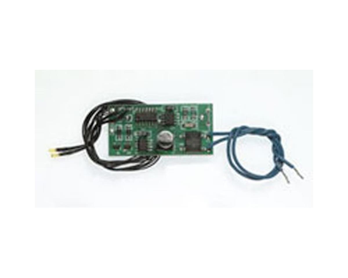Miniatronics Dual Sychronized Strobe, Wht