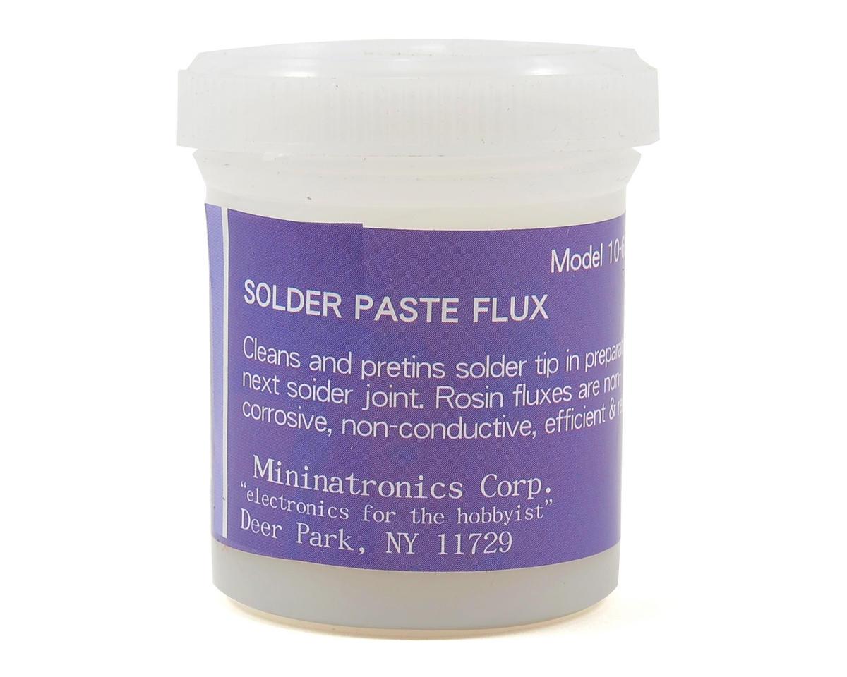 Miniatronics Rosin Soldering Flux Paste (2oz)