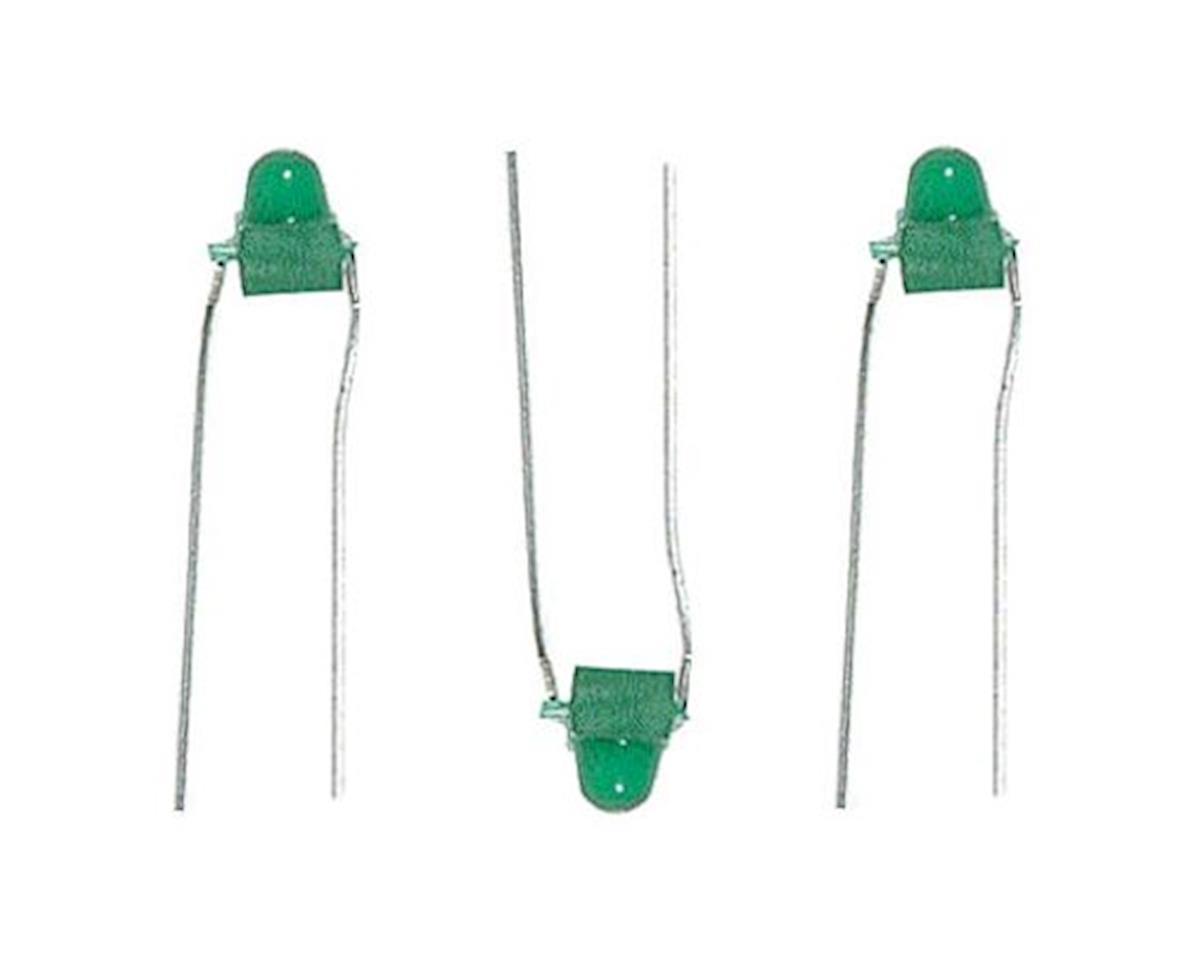Miniatronics 1.5mm Dia. LED Green (12)