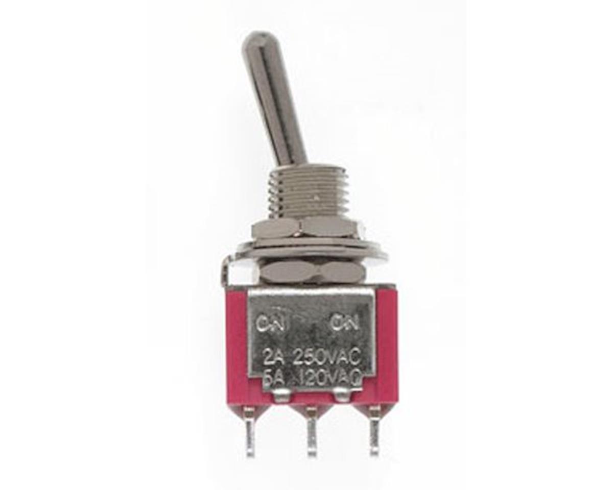 Miniatronics SPDT Mini T/Switch 5AMP 120V (8)