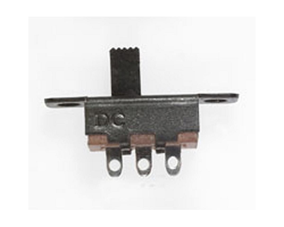 SPDT Sub Miniature Slide Switch (5) by Miniatronics