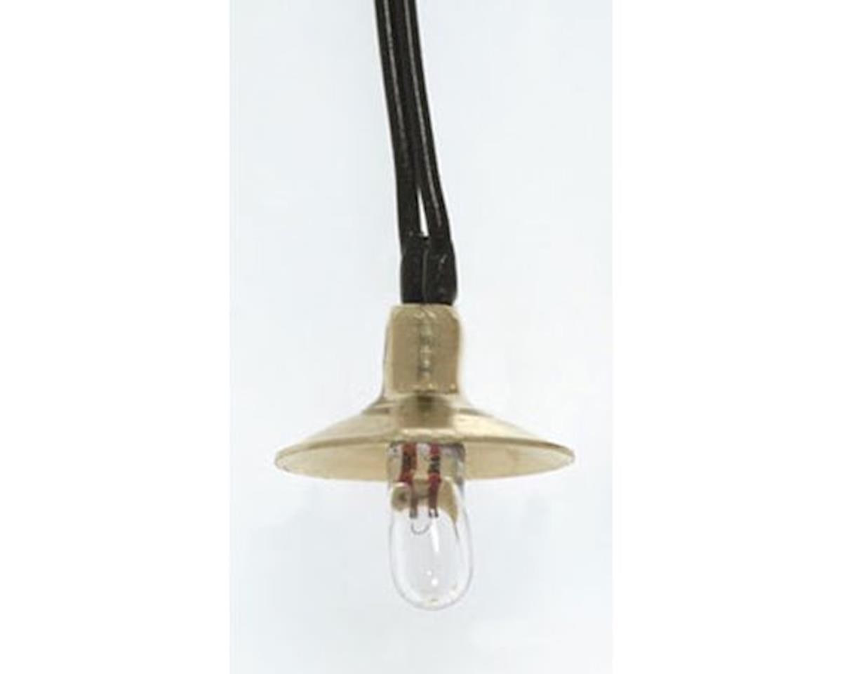 Miniatronics HO Lamp Shade w/Bulb, 1.5V (5)