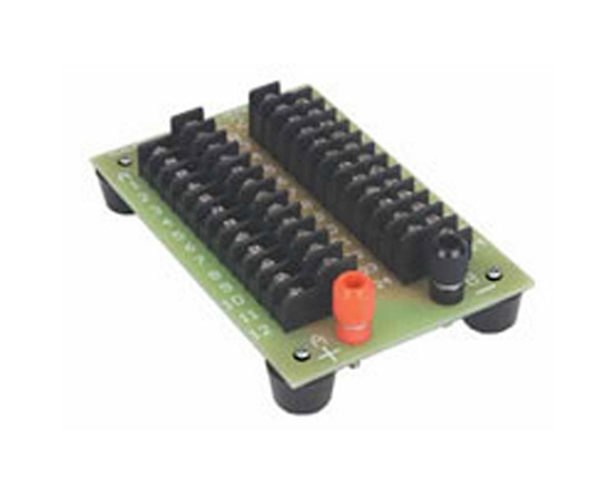 Miniatronics 24 Position Prewired Power Dist Block