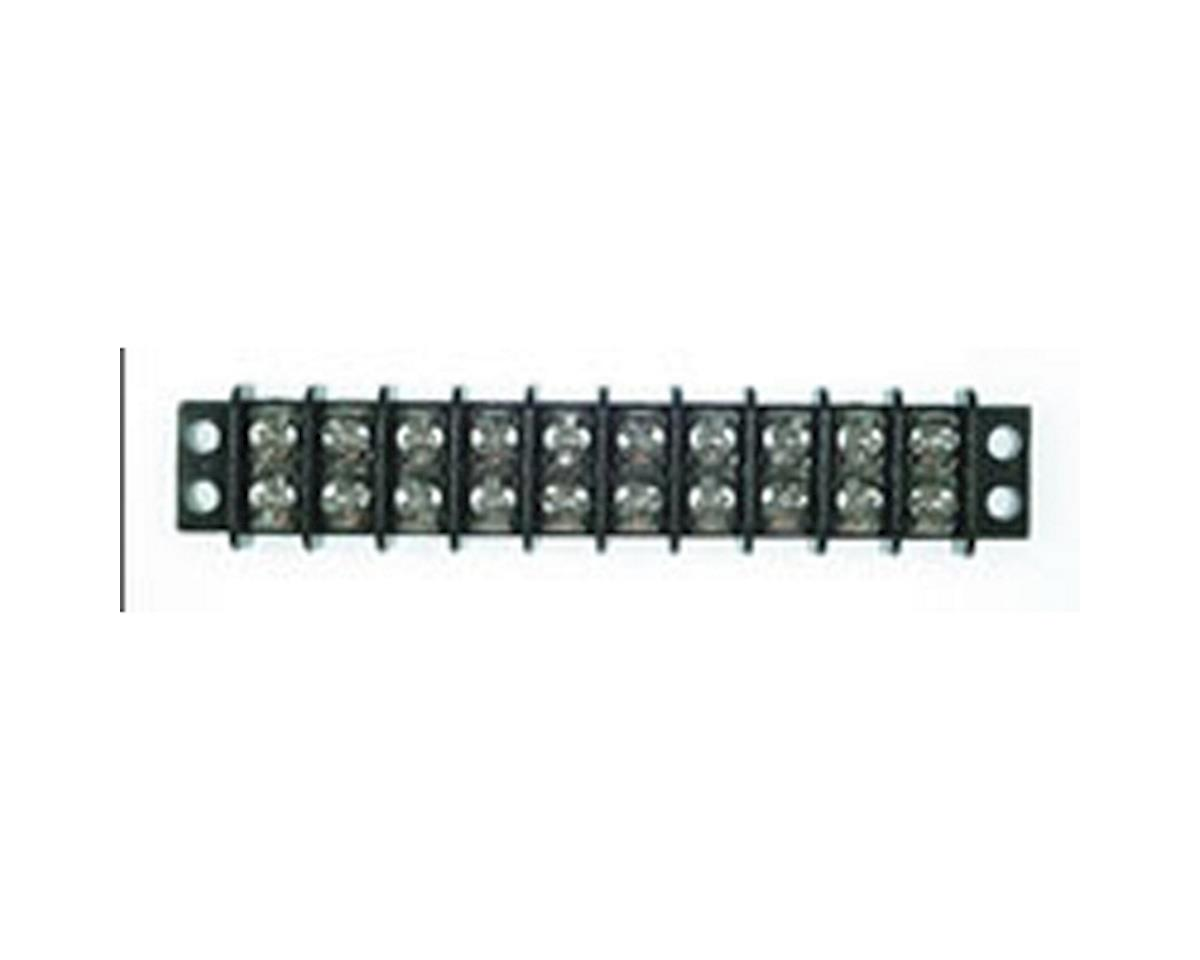 Miniatronics 10-Screw Double Row Terminal Block (3)