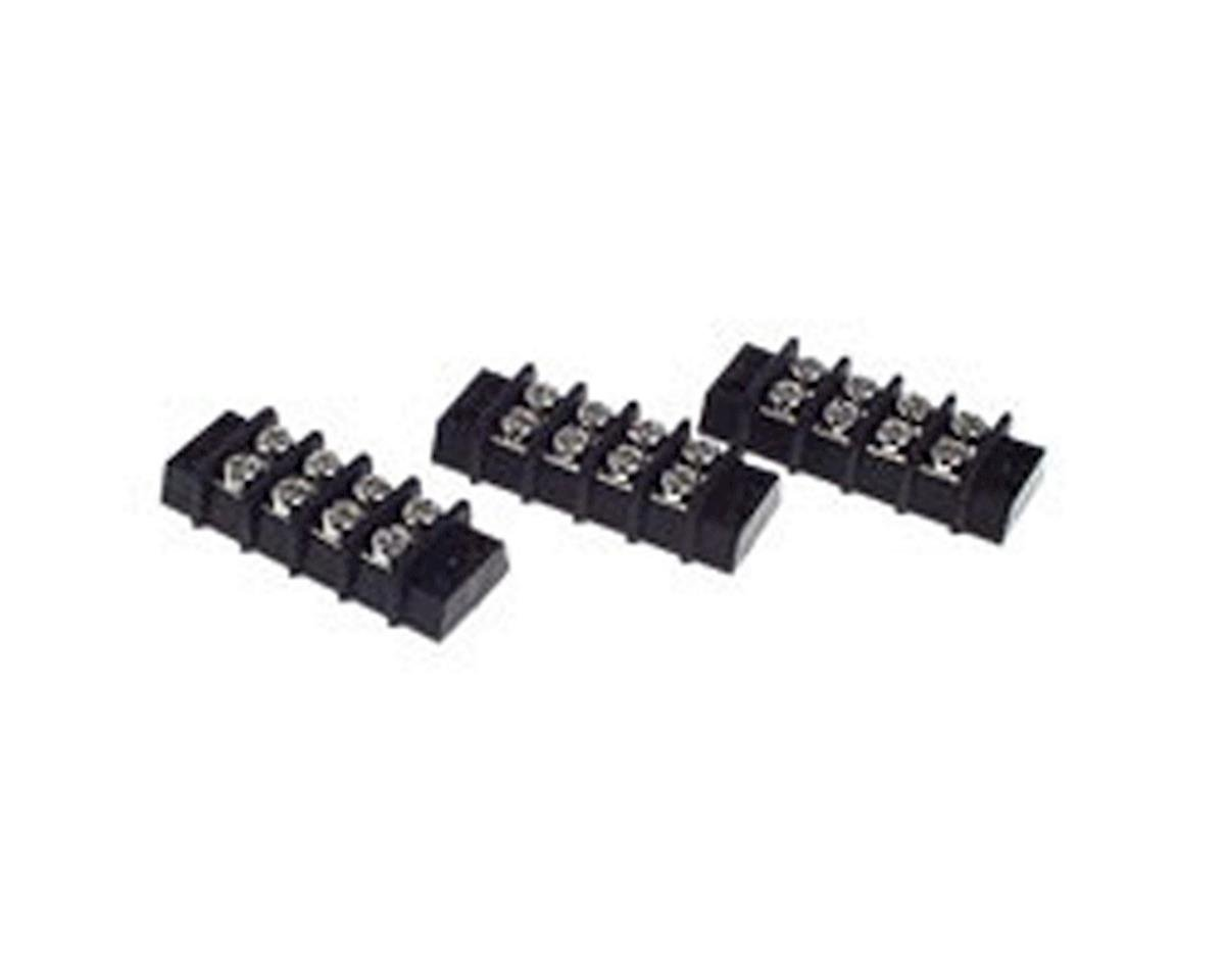 Miniatronics Terminal Block, Double Row (3)