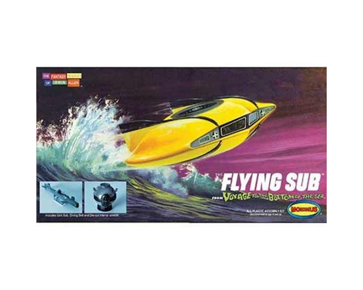 Moebius Models  Voyage To The Bottom Of The Sea: Mini Flying Submarine by Moebius Model