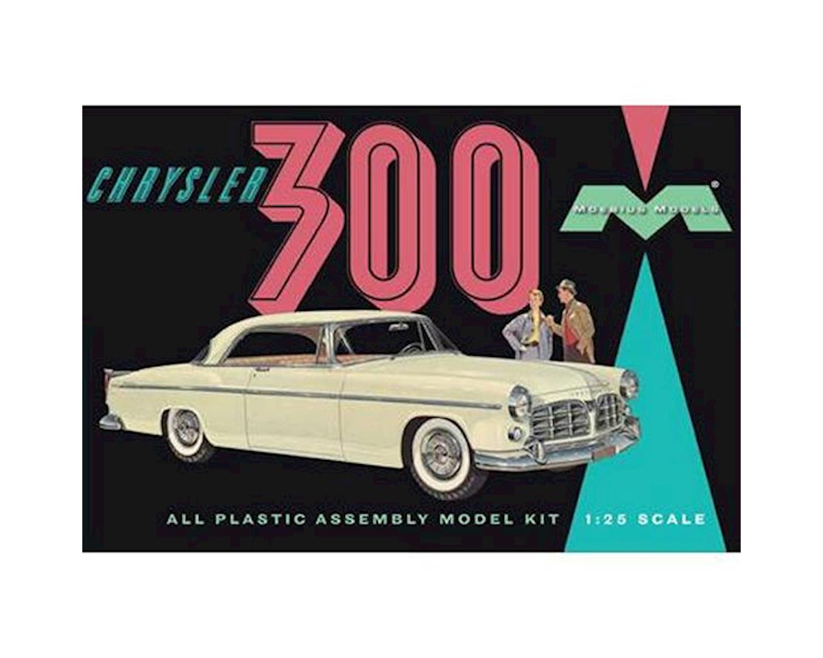 Moebius Models  1/25 1955 Chrysler C300 by Moebius Model