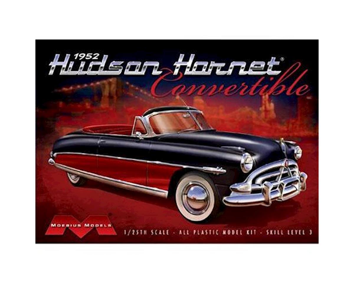1/25 '52 Hudson Hornet Converti by Moebius Model