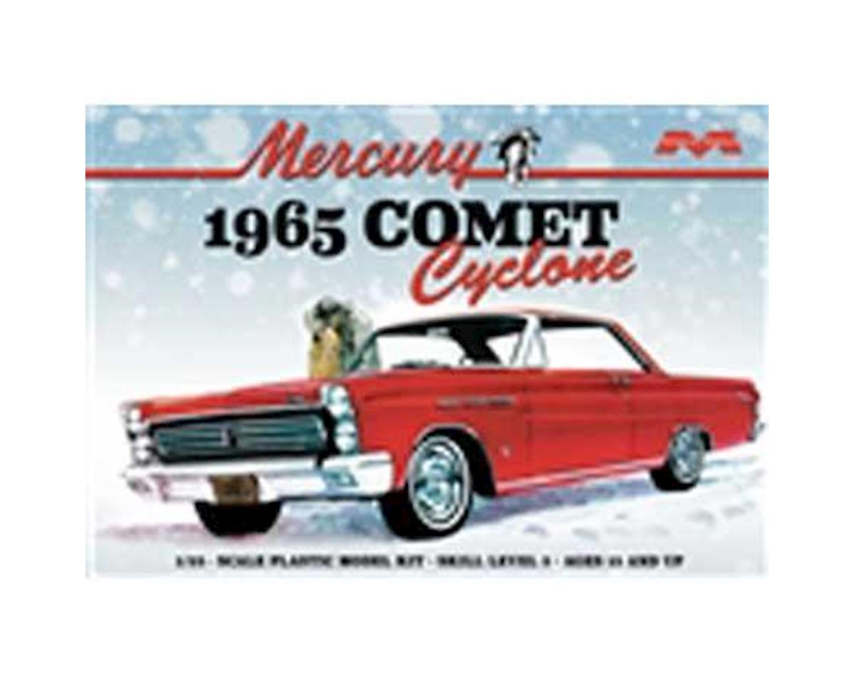 1/25 1965 Mercury Comet Cyclone by Moebius Model