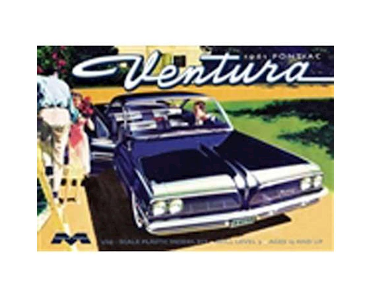 1/25 1961 Pontiac Ventura SD by Moebius Model