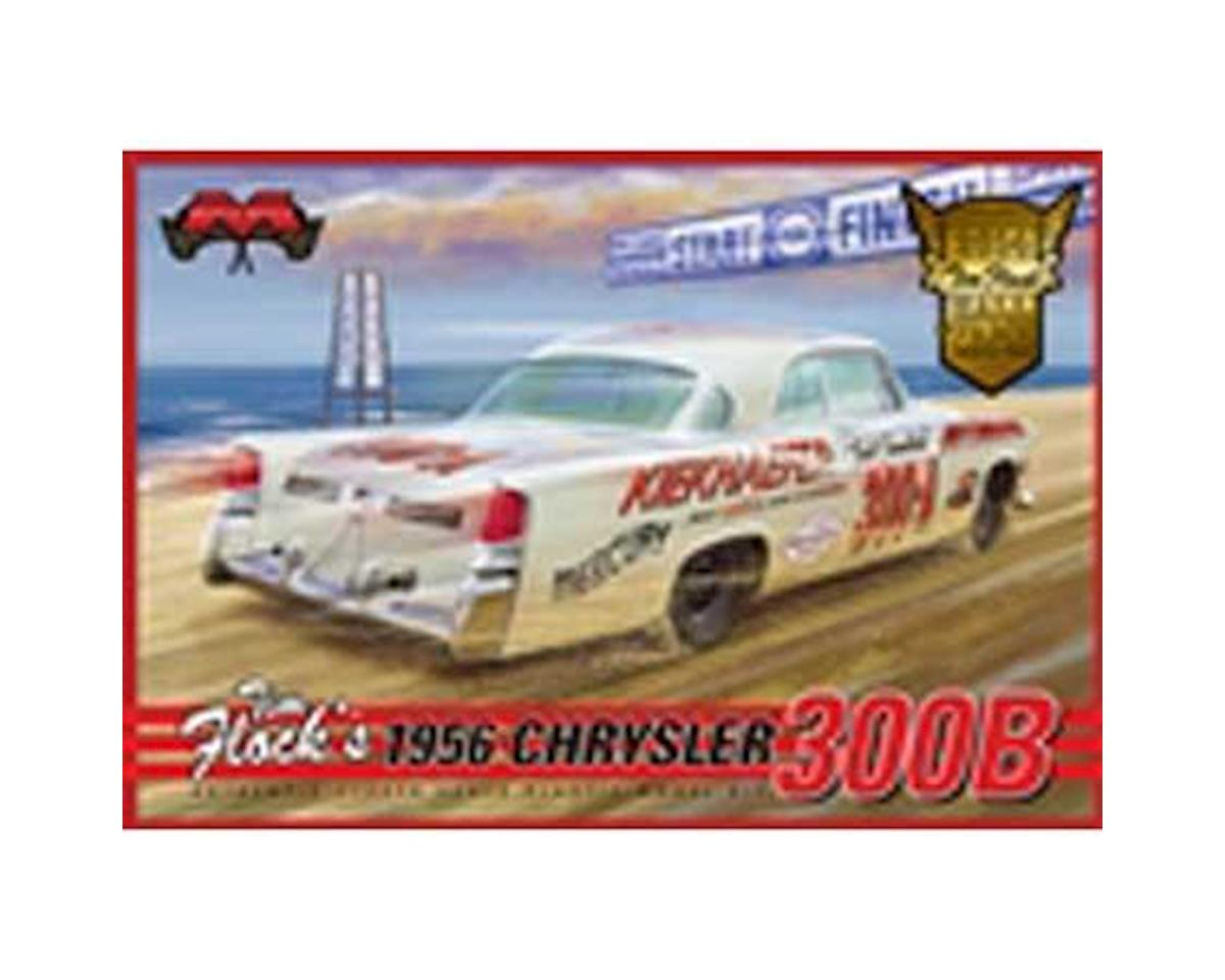 Moebius Model 1/25 Tim Flock's 1956 Chrysler 300B Stock Car