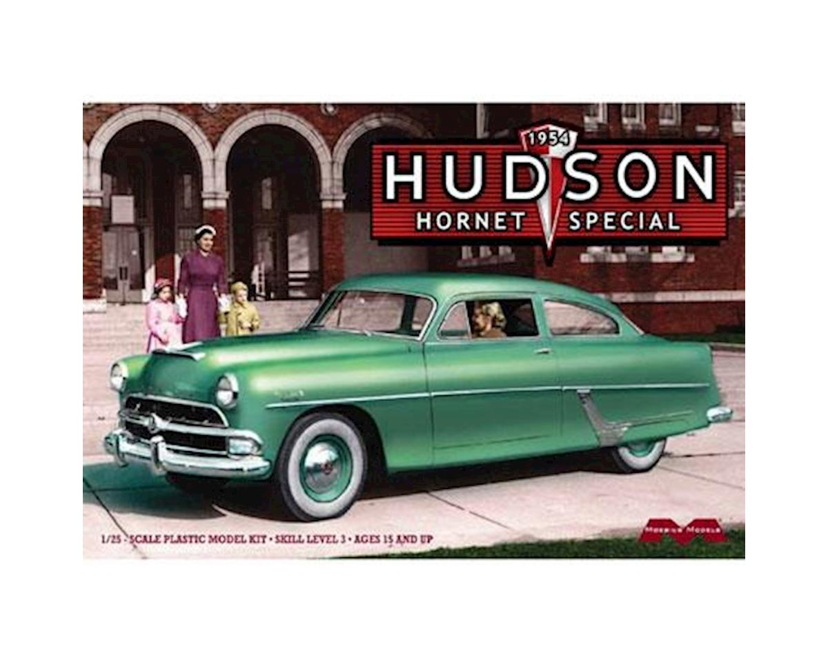 1/25 1954 Hudson Hornet Special by Moebius Model