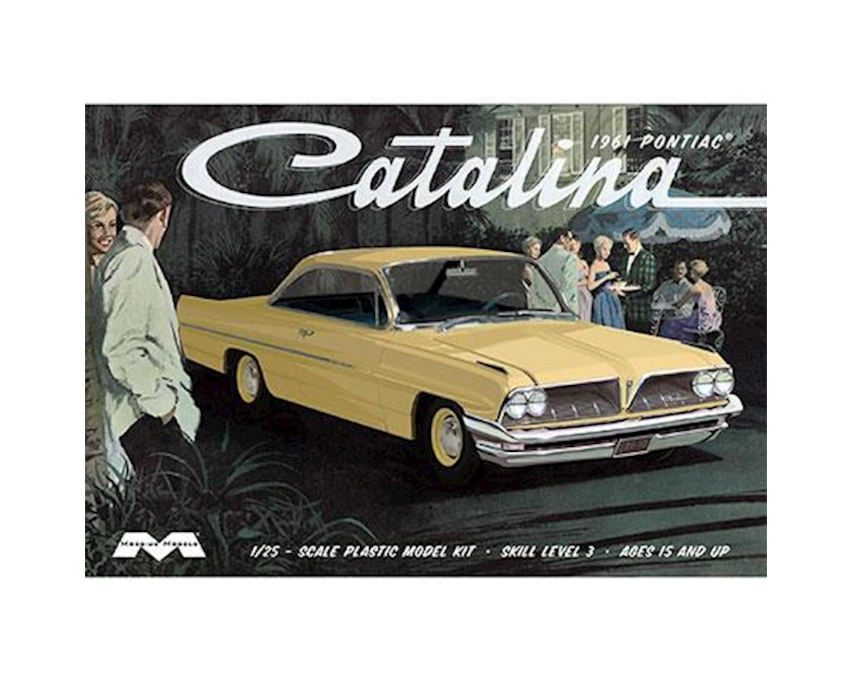 1217 1/25 1961 Pontiac Catalina by Moebius Model