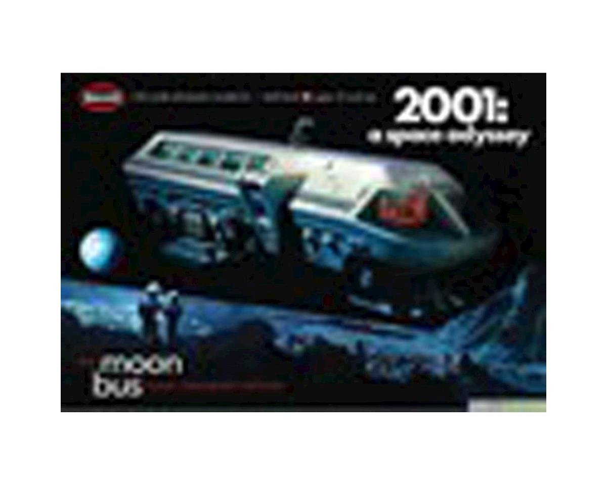 Moebius Model 2001-1 1/50 2001 Moon Bus