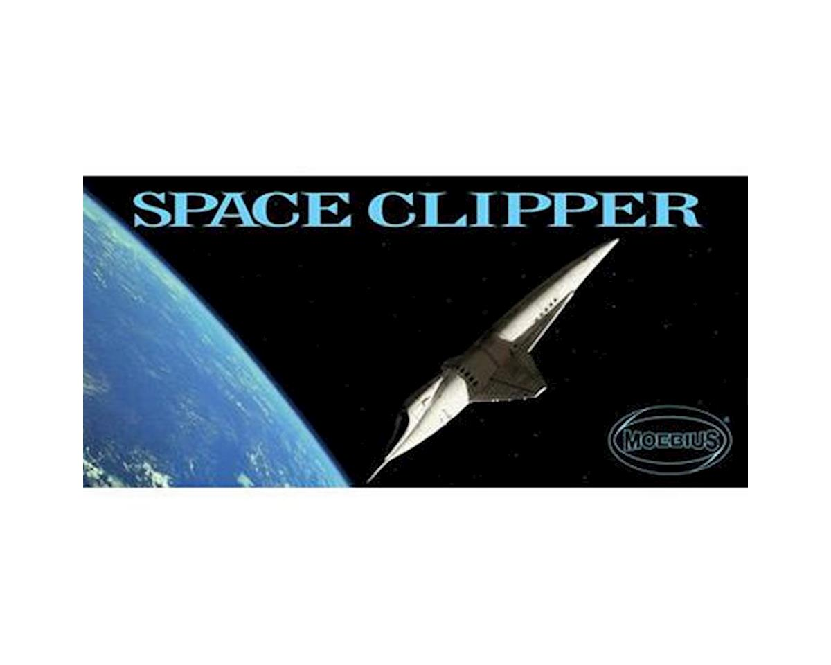 2001-2 1/144 2001 Space Clipper Orion by Moebius Model
