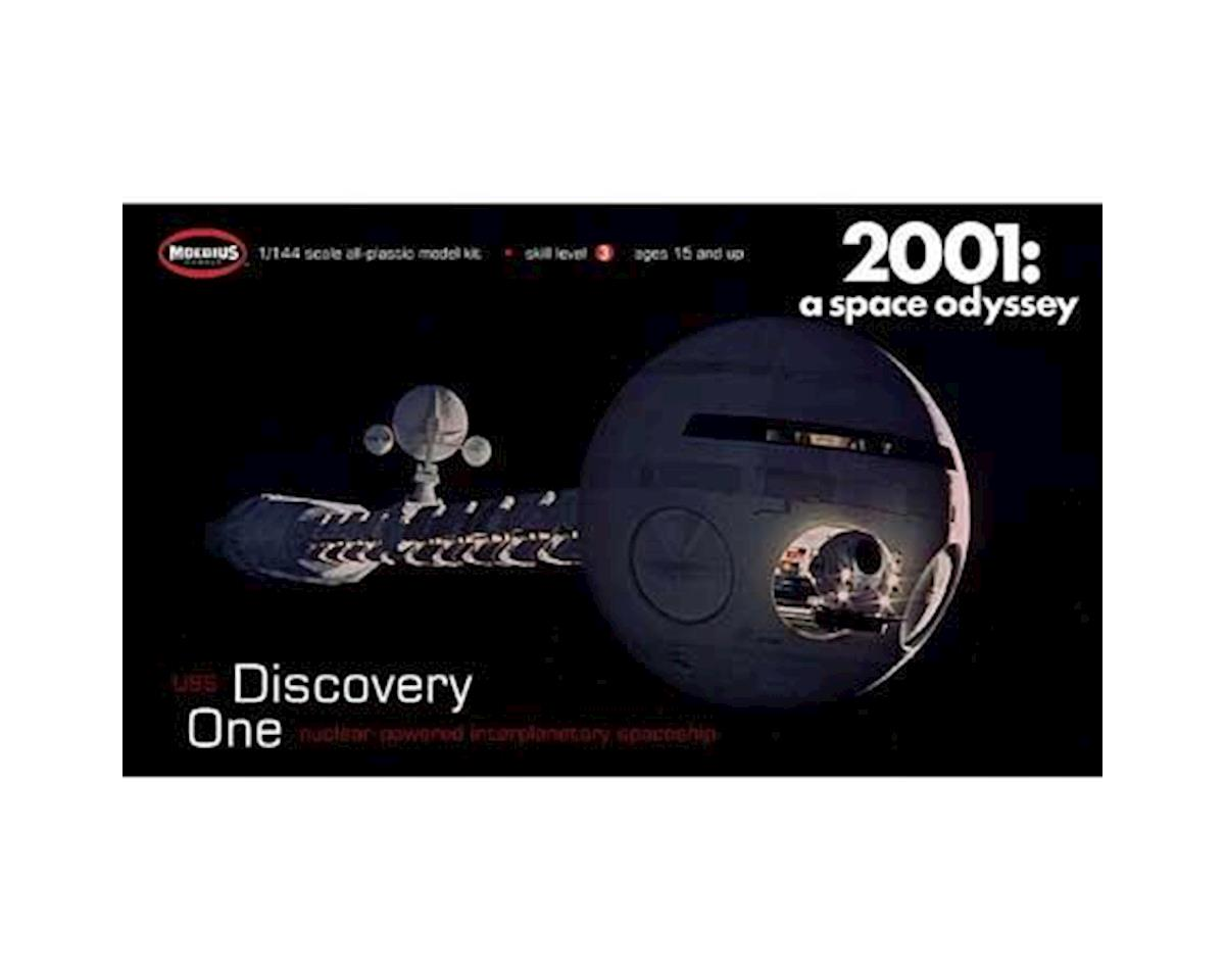 2001-3 1/144 2001 Discovery by Moebius Model