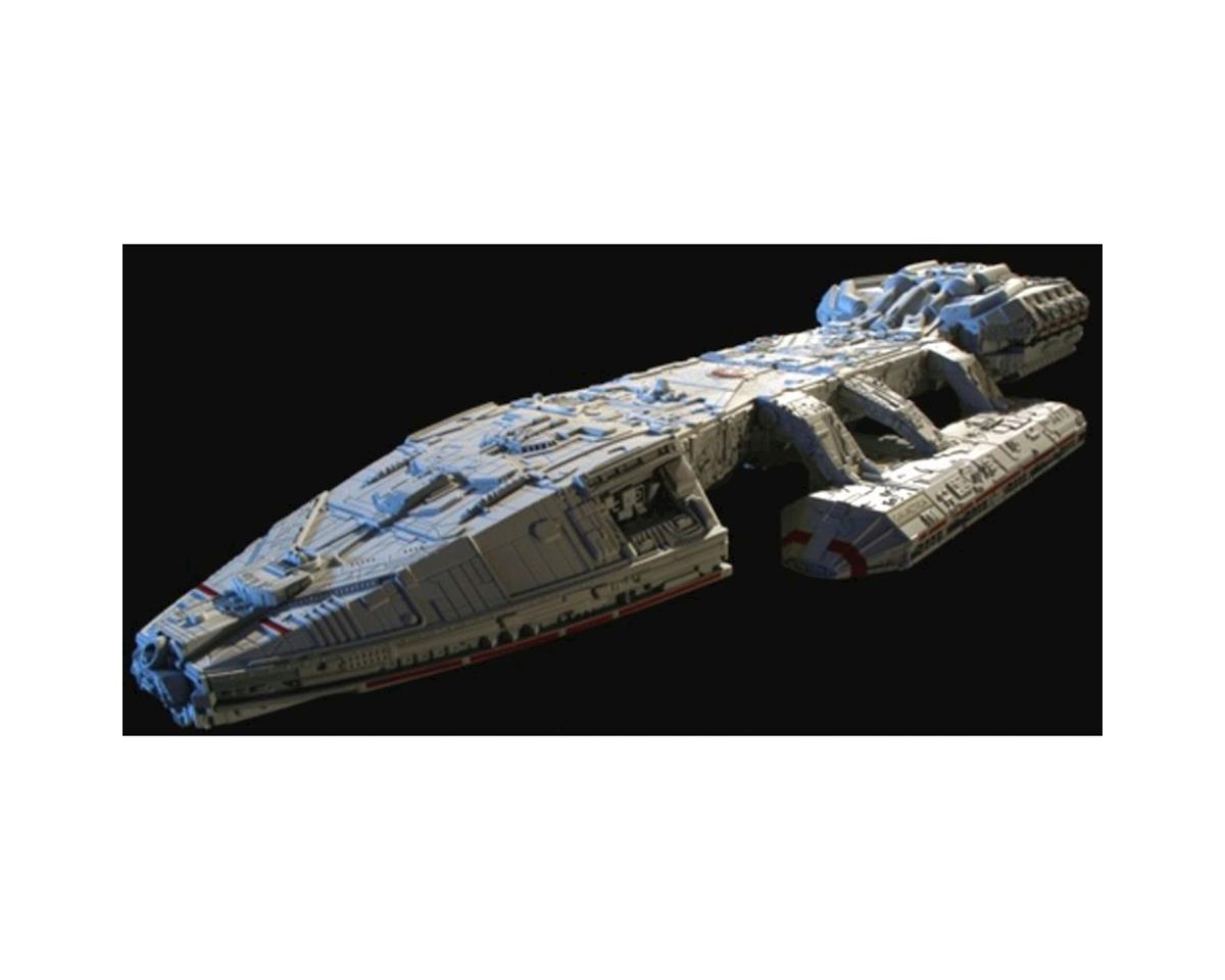 BSG Original Galactica Prefinished by Moebius Model