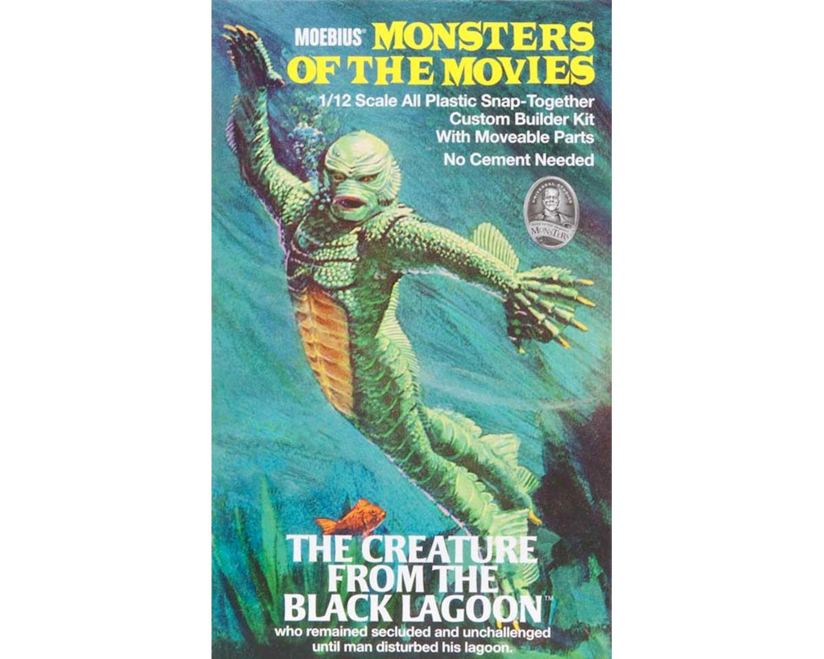 Moebius Model 653 Monsters of the Movies Creature