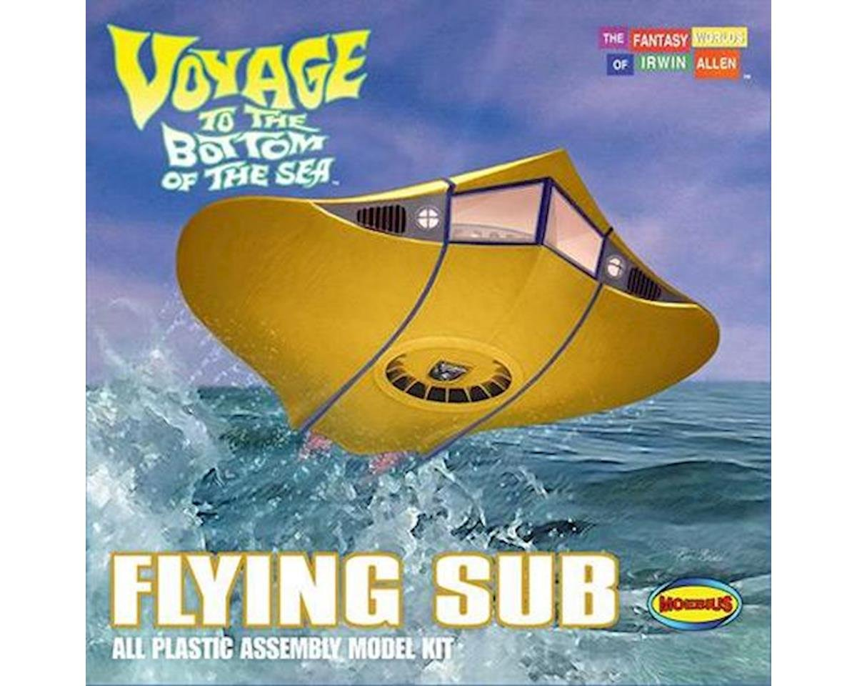 817 1/32 VTTBS Flying Sub Revised by Moebius Model
