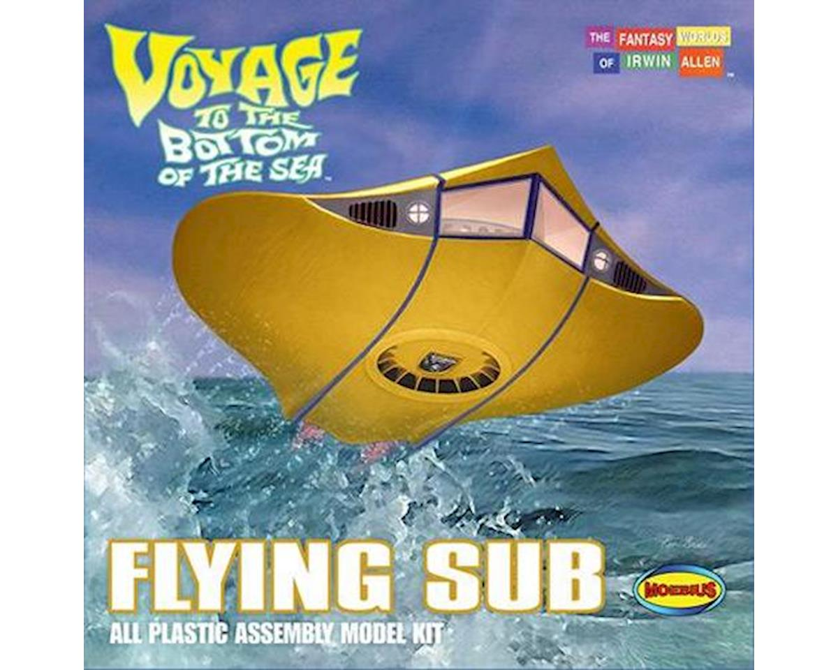 Moebius Model 1/32 VTTBOTS Flying Sub