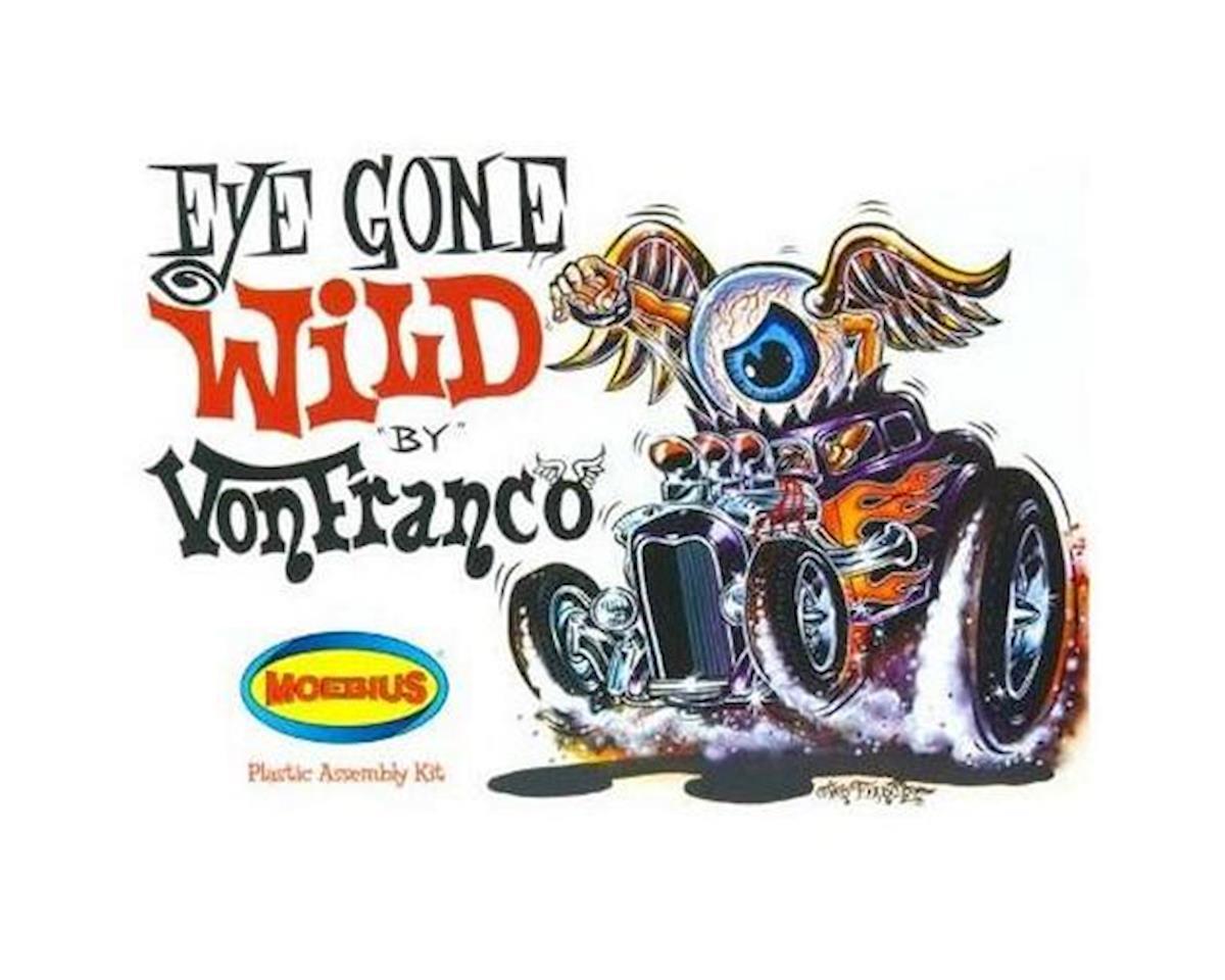 911 Von Franco Eye Gone Wild by Moebius Model